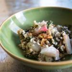 Roasted Turnip and Grain Salad