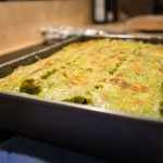 Butternut Squash and Swiss Chard Lasagne