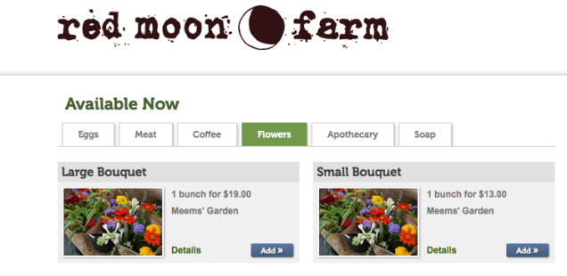 Red Moon Farm Webstore