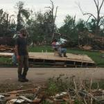 Community in Response to Tornado Crisis