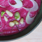 Beet Spread with Fennel and Pine Nuts